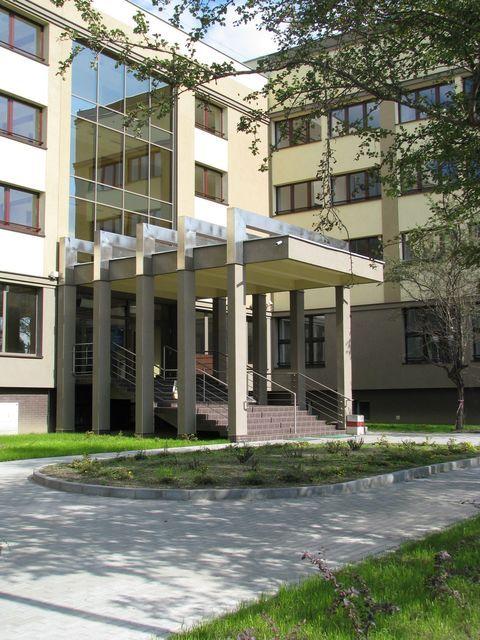 Aktualnie siedziba oddziału firmy mieści się w biurowcu przy ul. Jankowickiej.