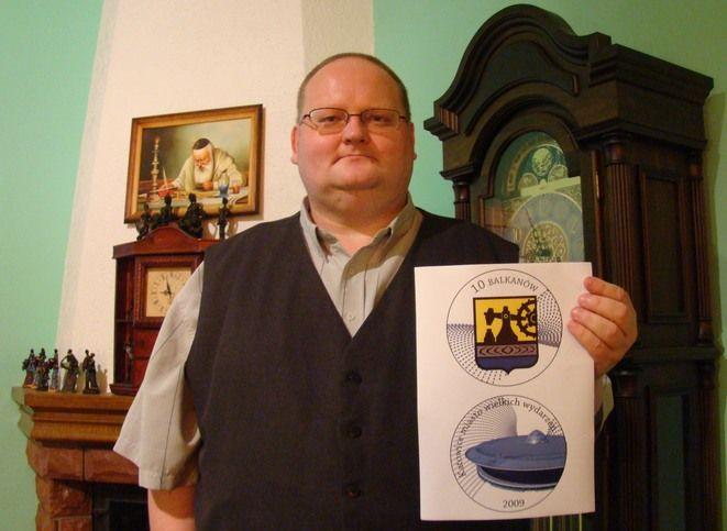 Tomasz Bodach, właściciel prywatnej poczty