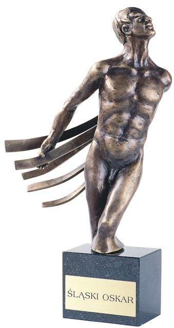 Statuetka Śląskiego Oskara