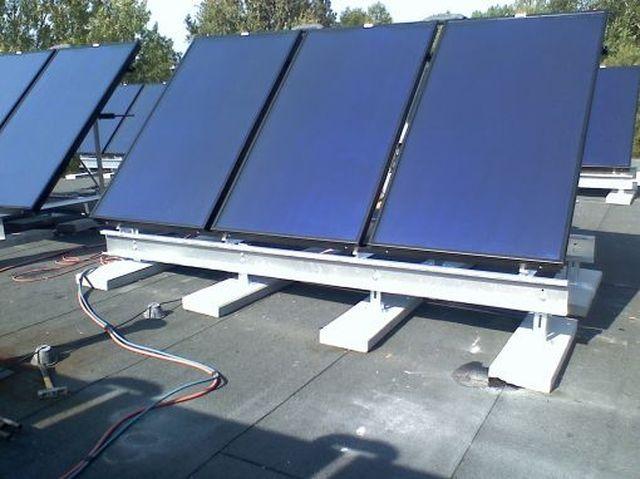 Realizacja przez miasto ''Programu ograniczenia niskiej emisji'', stwarza mieszkańcom możliwość pozyskania dofinansowania na kolektory słoneczne.