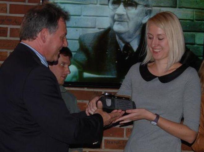 Główną nagrodę zdobyła Marta Kapelińska z Torunia