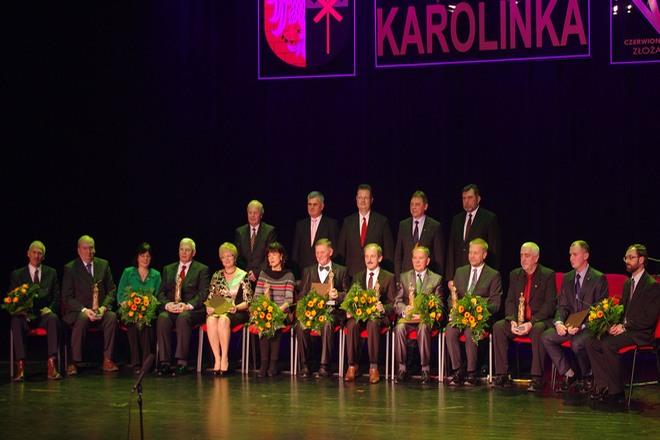 Gala rozdania Karolinek 2013