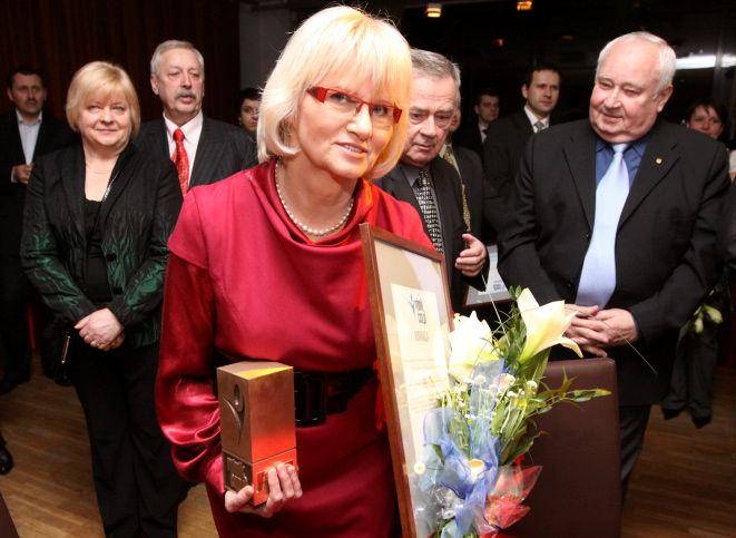 Jadwiga Demczuk-Bronowska zapewnia, że piosenka artystyczna w naszym mieście ma się dobrze