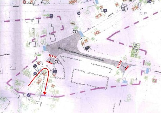 Zamknięcie Placu Jana Pawła II dla ruchu pojazdów
