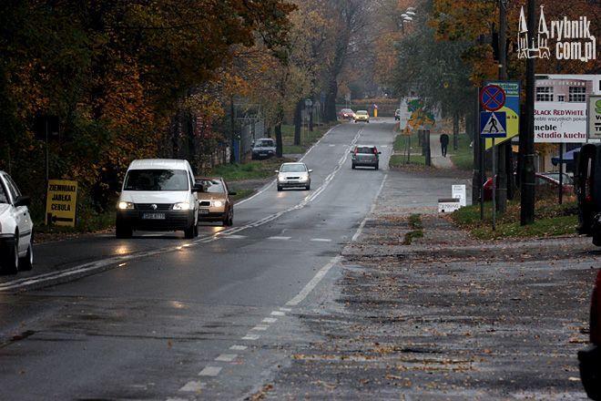 Tak obecnie wygląda ulica Zebrzydowicka