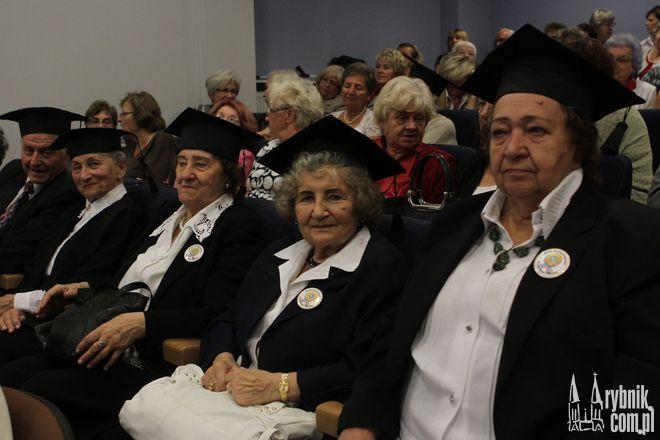 W Rybniku nie brakuje aktywnych seniorów.