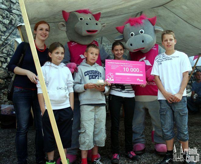 Dwa lata temu laureatem konkursu został Dom Dziecka w Rybniku