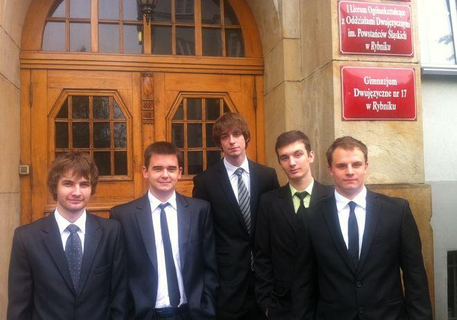Maturzyści z 3G w I LO po egzaminie z polskiego byli zadowoleni