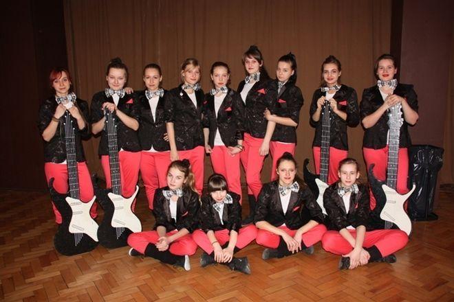 Zespół ''Efekt'' wytańczył sobie trzecie miejsce w Lublińcu...