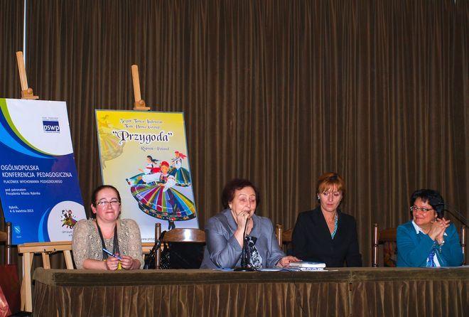 Konferencja odbyła się w siedzibie rybnickiej ''Przygody''