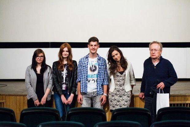 """Obok młodzieżowego jury Robert Gliński, reżyser m.in. filmu """"Kamienie na szaniec"""""""