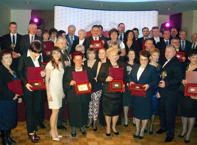 Certyfikaty zostały rozdane podczas uroczystej gali w Warszawie