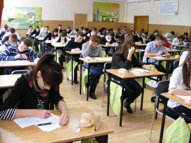 W II etapie wystartowało 6 uczniów Zespołu Szkół Ekonomiczno-Usługowych