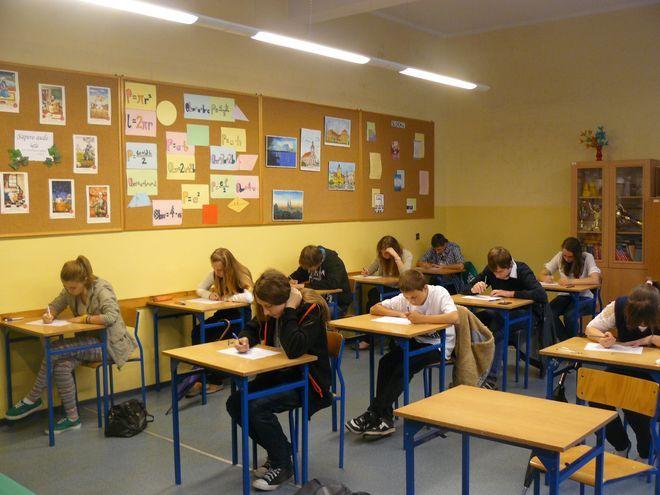 Do finału przystąpiło 17 najlepszych uczniów