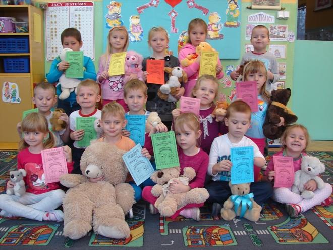 światowy Dzień Pluszowego Misia W Przedszkolu Nr 15