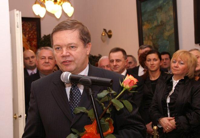 Profesor Janusz Janeczek