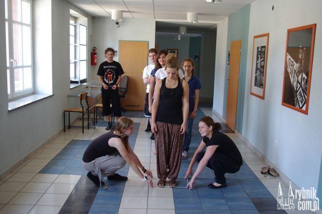 Młodzi liderzy uczyli się pracy w grupie