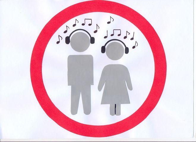 Dzieci zwróciły uwagę na problem słuchania muzyki na ulicy