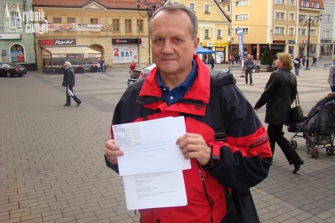 Zdzisław Kuczma ze skargą do Komisji Europejskiej