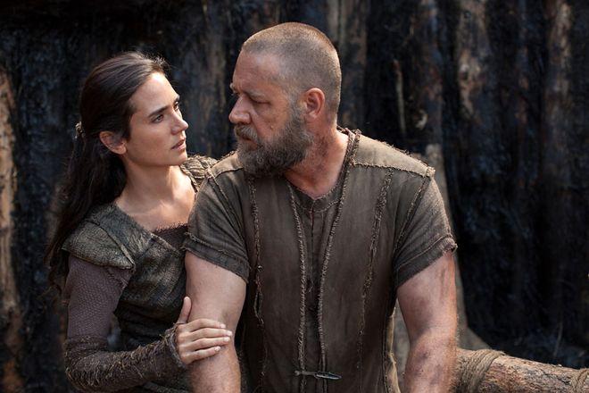 """Kadr z filmu """"Noe: wybrany przez Boga"""""""