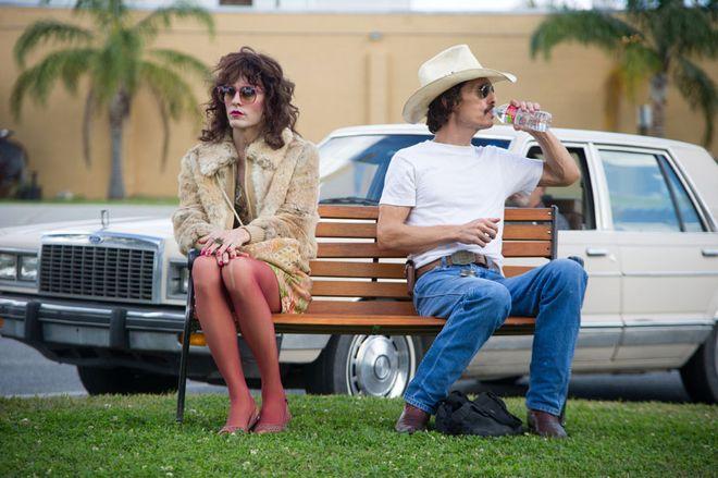 """Film """"Witaj w klubie"""" zdobył trzy Oscary: za rolę pierwszoplanową dla Matthew McConaugheya, za rolę drugoplanową dla Jareda Leto oraz za najlepszą charakteryzację i fryzury."""