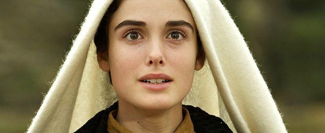 "Kadr z filmu ""Bernadetta. Cud w Lourdes"""