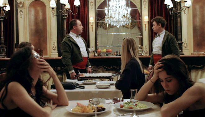 Kadr z filmu ''Zanim noc nas nie rozdzieli''