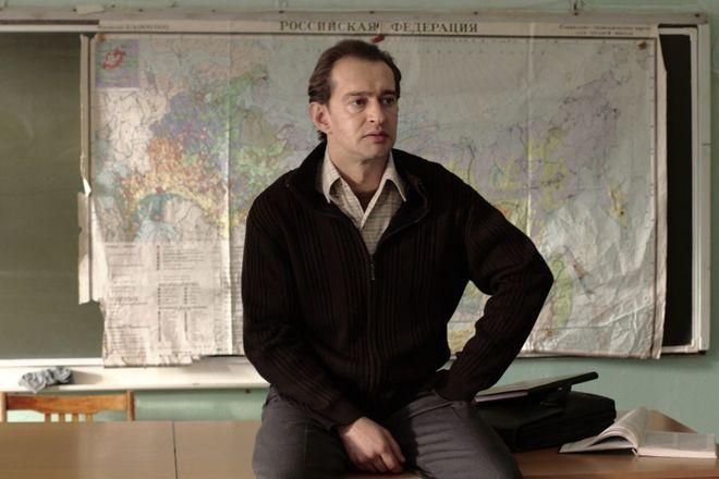 """Kadr z filmu """"Geograf przepił globus"""""""