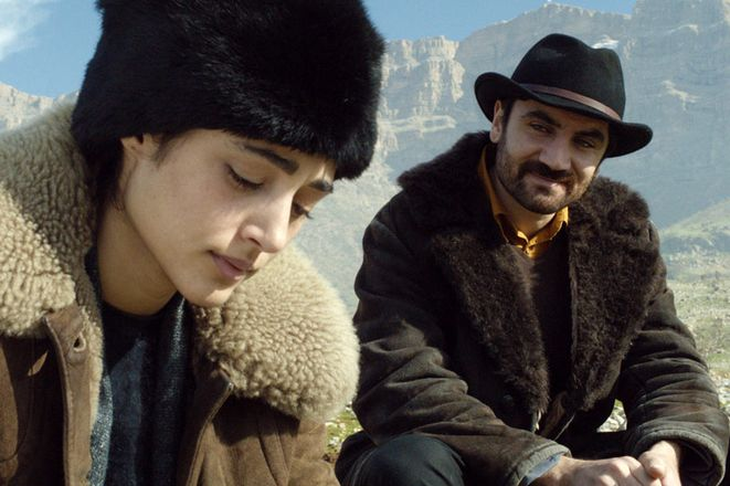 """Kadr z filmu """"Pewnego razu na Dzikim Wschodzie"""""""