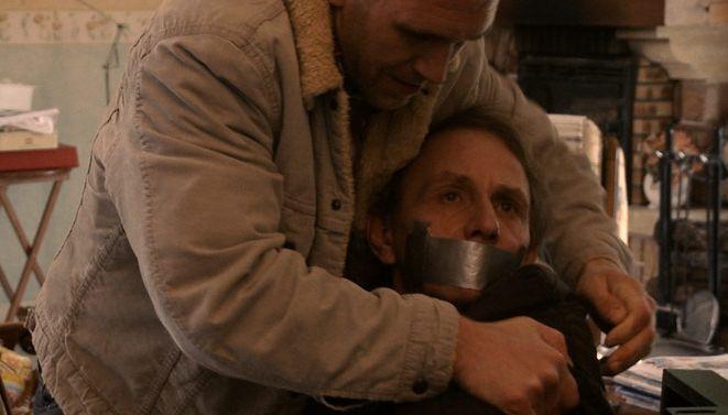 """Kadr z filmu """"Porwanie Michela Houellebecqa"""""""