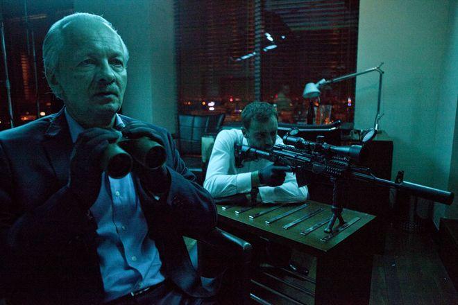 """Kadr z filmu """"Anatomia zła"""""""