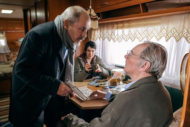 """Kadr z filmu """"Poznajcie Harolda"""""""