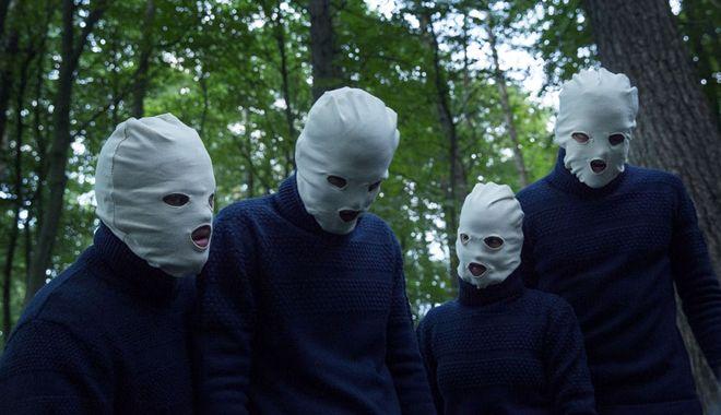 """Kadr z filmu """"Zabójcy bażantów"""""""