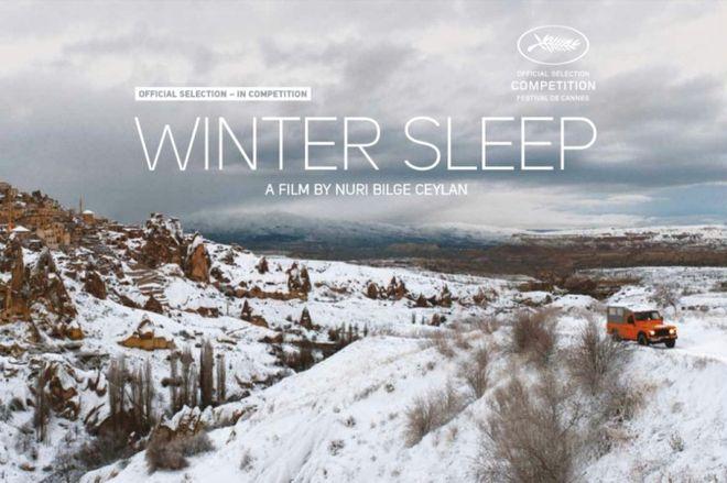 """Kadr z filmu """"Zimowy sen"""""""
