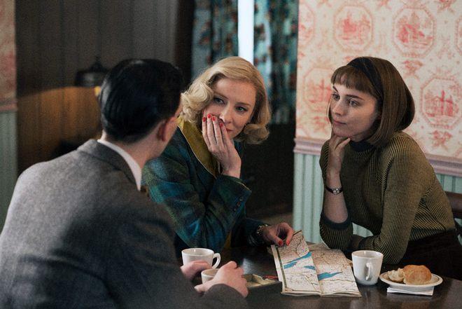 "Kadr z filmu ""Carol"""