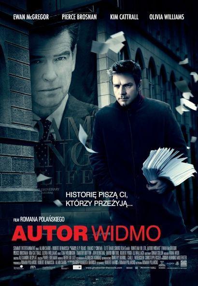 Na liście filmów proponowanych przez RCK znalazł się m.in. ''Autor Widmo'' Romana Polańskiego.
