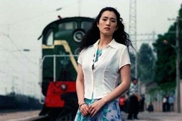 Kadr z filmu ''Pociąg''