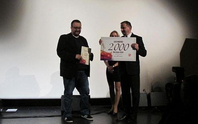 Marek Kasperek zdobył III miejsce w konkursie pt. ''Żory - zostań moim sąsiadem''