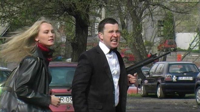 """Kadr z filmu """"MB2012: Całkowita zagłada''"""