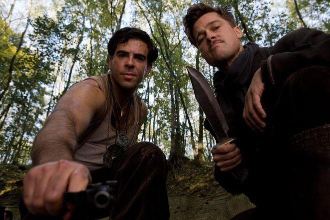 Kadr z filmu ''Bękarty wojny''