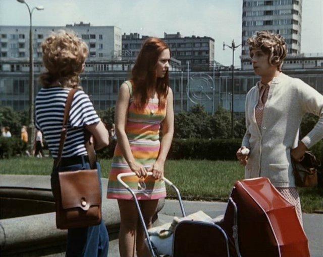 """Kadr z filmu """"Poszukiwany, poszukiwana"""""""