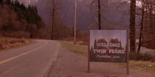 """Kadr z filmu """"Miasteczko Twin Peaks"""""""