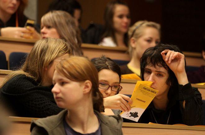 Festiwal Watch Dosc. cieszył się dużą popularnością wśród młodzieży.