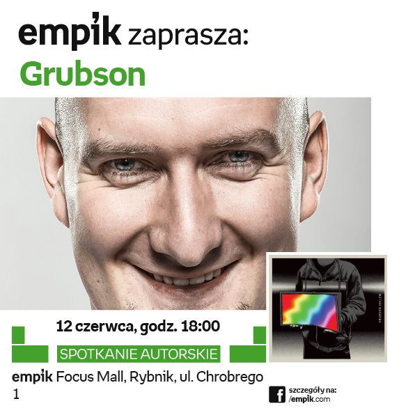 Focus Mall: GrubSon w Empiku,