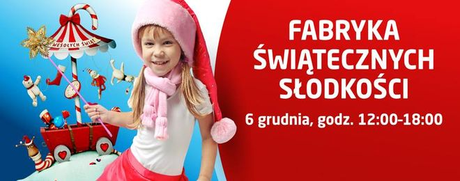Fabryka Świątecznych Słodkości zagości do galerii Focus Park Rybnik