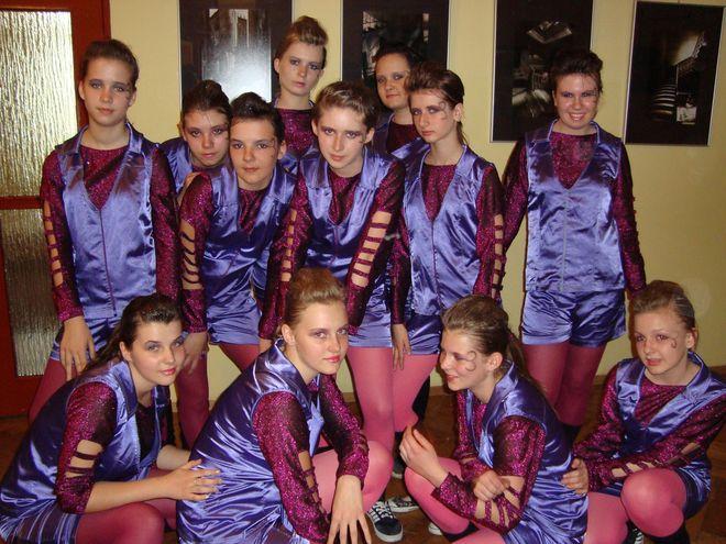 Grupa taneczna V.I.P.
