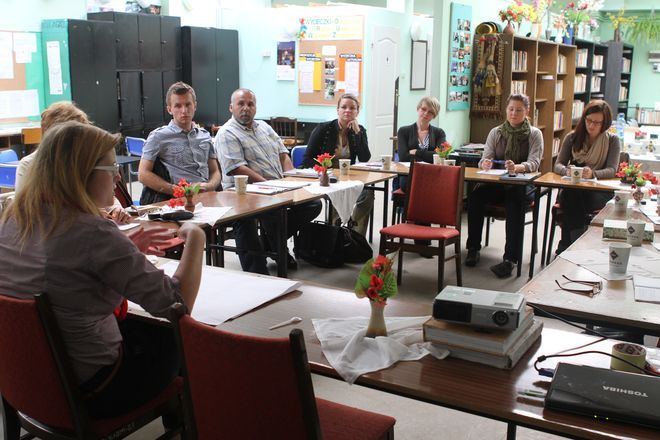 Tym razem w kursach organizowanych przez CRiS mogą wziąć udział młodzi mieszkańcy Niedobczyc i Niewiadomia.
