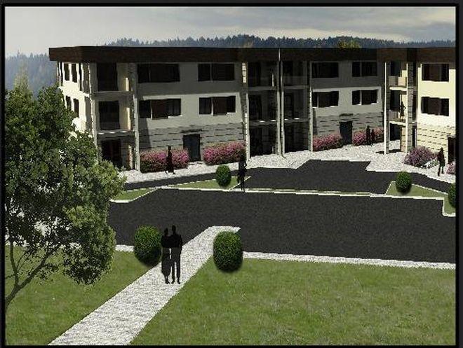 Tak będą wyglądać apartamentowce na ''Osiedlu Migdałowym''