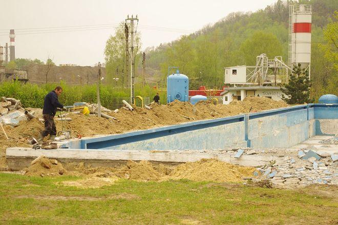 Prace remontowe basenów w Czerwionce już trwają