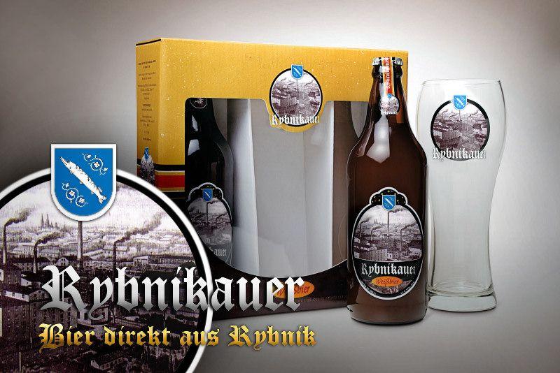 Niemieccy marketingowy przygotowali już nawet projekt etykiety piwa warzonego w Rybniku
